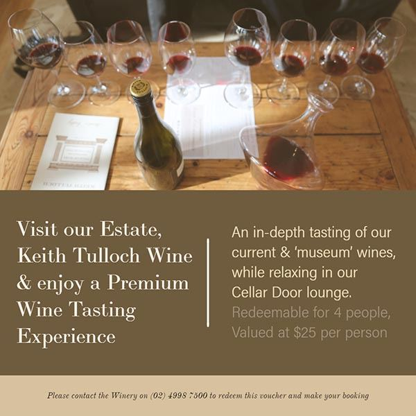 Picture of Premium Wine Tasting Voucher for Four