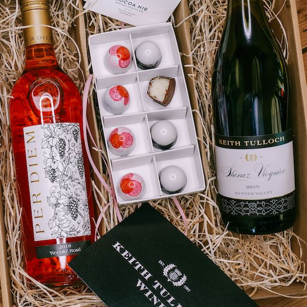 Picture of Mother's Day Rosé & Shiraz Pack